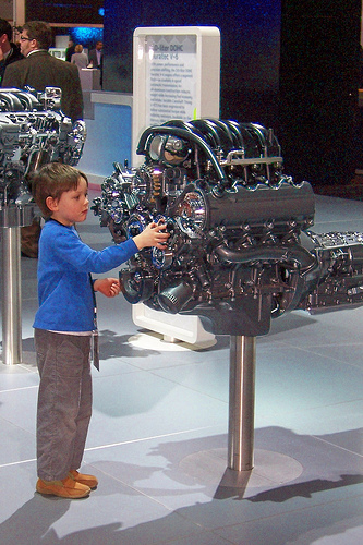 Ford EcoBoost Learning